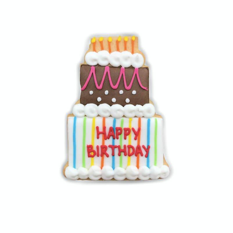 Happy Birthday Biscuit Single