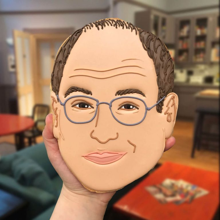 Seinfeld Face Biscuit insta photo