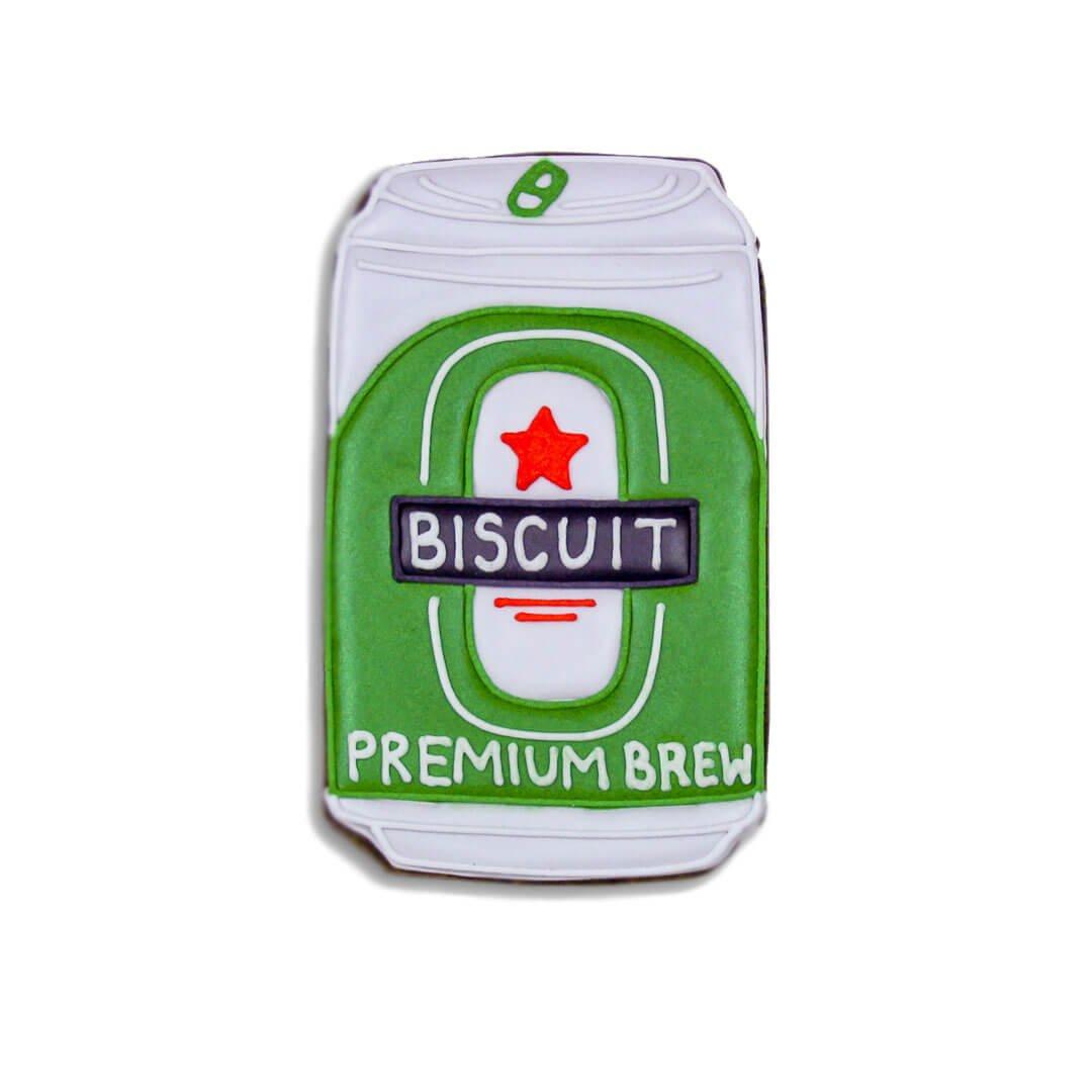 beer biscuit individual