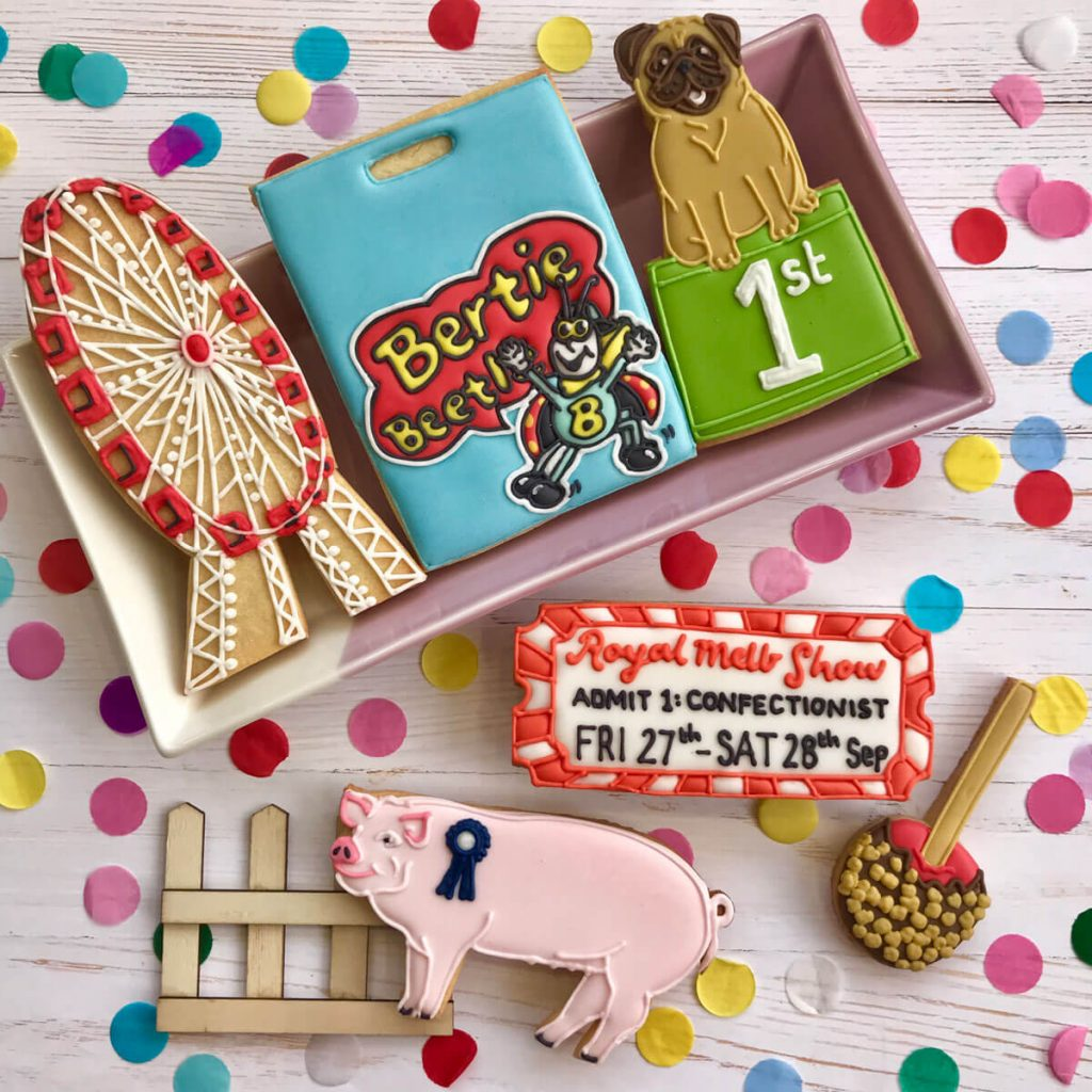Custom Cookie Box for Melbourne Royal Show